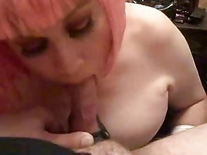 Sissy TV Sucks Cock